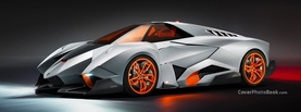 Lamborghini Egoista, Free Facebook Timeline Profile Cover, Vehicles