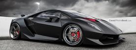 Lamborghini Sesto Elemento Black Red, Free Facebook Timeline Profile Cover, Vehicles
