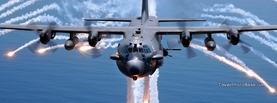 Lockheed AC 130 Spectre Gunship, Free Facebook Timeline Profile Cover, Vehicles