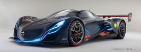 Mazda Furai 5, Free Facebook Timeline Profile Cover, Vehicles