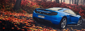 McLaren MP4 12C Back, Free Facebook Timeline Profile Cover, Vehicles