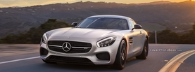 Mercedes Benz GT, Free Facebook Timeline Profile Cover, Vehicles