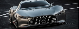 Mercedes Benz Gran Turismo Concept, Free Facebook Timeline Profile Cover, Vehicles