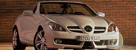 Mercedes Benz SLK, Free Facebook Timeline Profile Cover, Vehicles