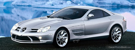 Mercedes Benz SLR McLaren, Free Facebook Timeline Profile Cover, Vehicles