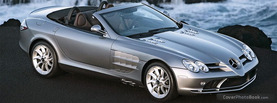 Mercedes Benz Slr Mclaren Roadster, Free Facebook Timeline Profile Cover, Vehicles