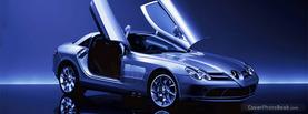 Mercedes McLaren SLR, Free Facebook Timeline Profile Cover, Vehicles