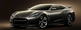 Nissan GT R Hybrid Black, Free Facebook Timeline Profile Cover, Vehicles