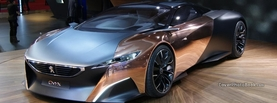 Peugeot Onyx Supercar Concept, Free Facebook Timeline Profile Cover, Vehicles