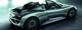 Porsche 918 Spyder, Free Facebook Timeline Profile Cover, Vehicles