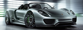 Porsche 918 Spyder XL, Free Facebook Timeline Profile Cover, Vehicles