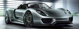 Porsche 918 Spyder XL, Free Facebook Timeline Profile Cover, Vehicles