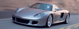 Porsche Carrera GT, Free Facebook Timeline Profile Cover, Vehicles