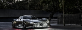 Silver City Mercedes AMG Vision, Free Facebook Timeline Profile Cover, Vehicles