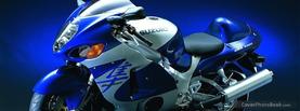 Suzuki Hayabusa, Free Facebook Timeline Profile Cover, Vehicles