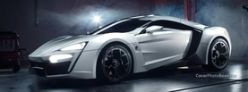 W Motors Lykan Hypersport Night, Free Facebook Timeline Profile Cover, Vehicles
