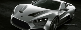 Zenvo ST1 Dark Silver, Free Facebook Timeline Profile Cover, Vehicles