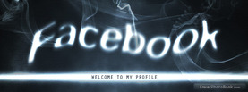 Ghost, Free Facebook Timeline Profile Cover, Welcome