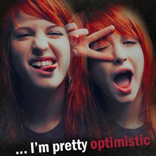 hayley williams pretty optimistic facebook cover celebrity