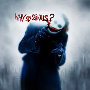 Why So Serious Joker Facebook Cover Why So Serious Joker F...