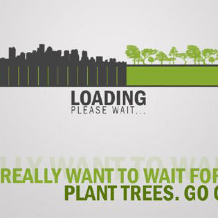 Trees Go Green Quotes