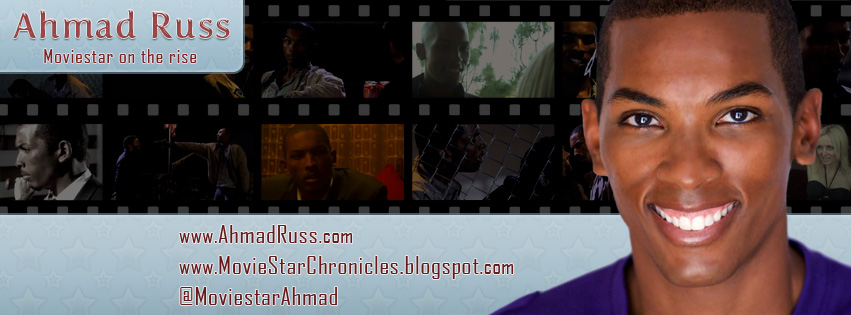 Facebook Cover Photo Design for Ahmad Russ