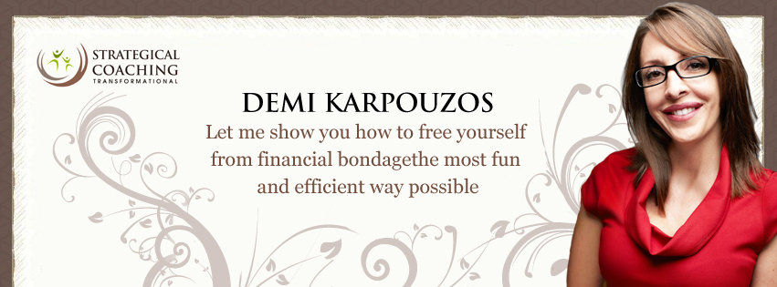 Facebook Cover Design for Demitra Karpouzos