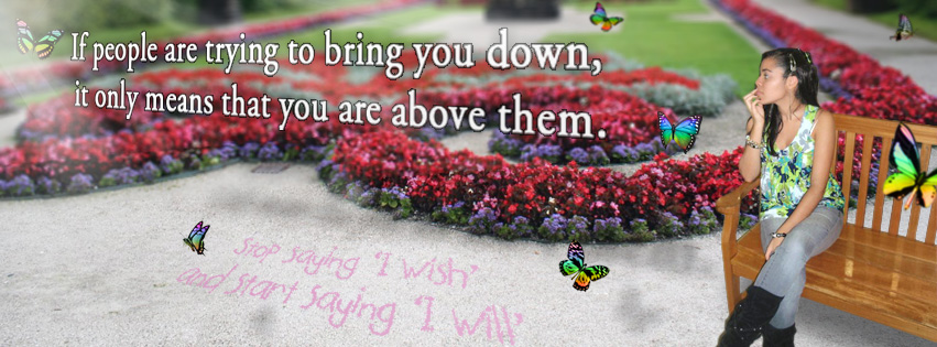Facebook Cover Photo Design for Denise Miranda