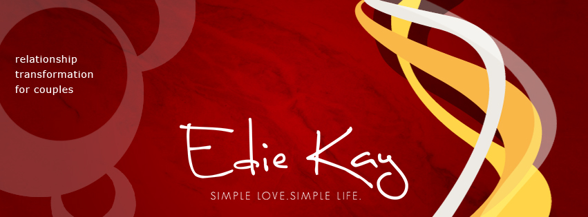 Facebook Cover Design for Edie Kay