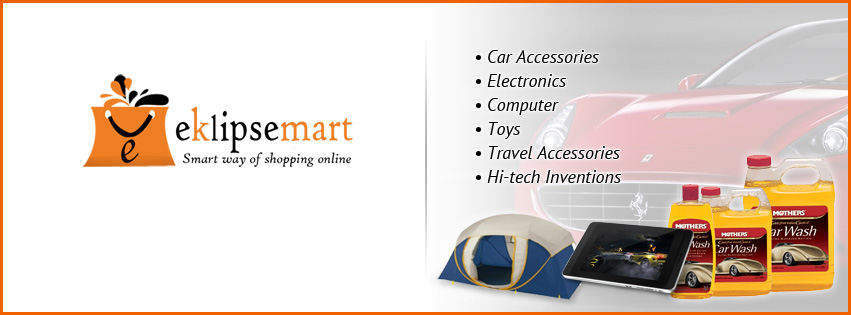 Facebook Cover Photo Design for EklipseMart