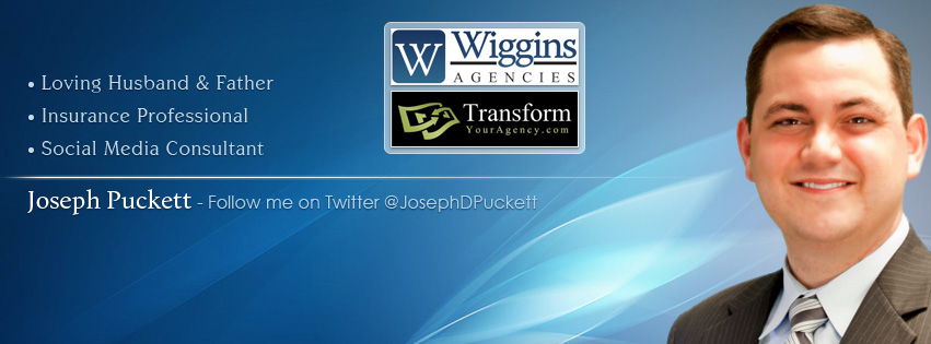 Facebook Cover Photo Design for Joseph Puckett