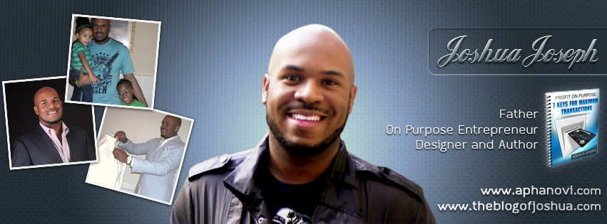 Facebook Cover Photo Design for Joshua Joseph