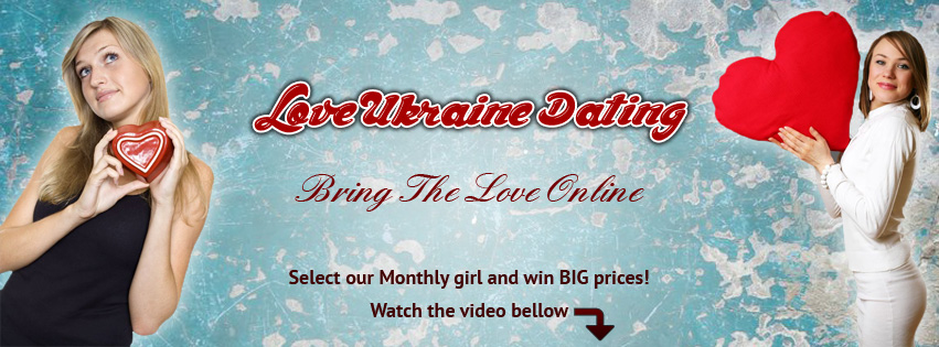 Facebook Cover Photo Design for Love Ukraine Dating