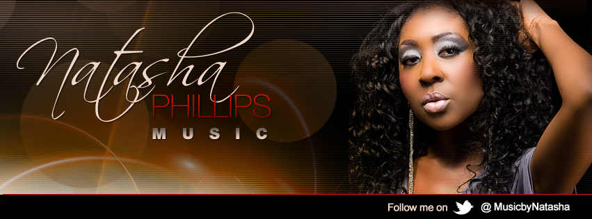 Facebook Cover Design for Natasha Phillips