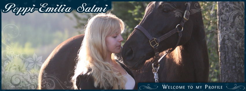 Facebook Cover Photo Design for Peppi-Emilia Salmi