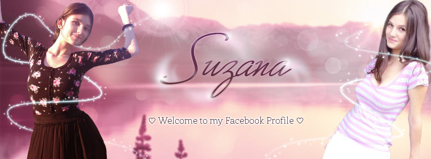 Facebook Cover Design for Suzana