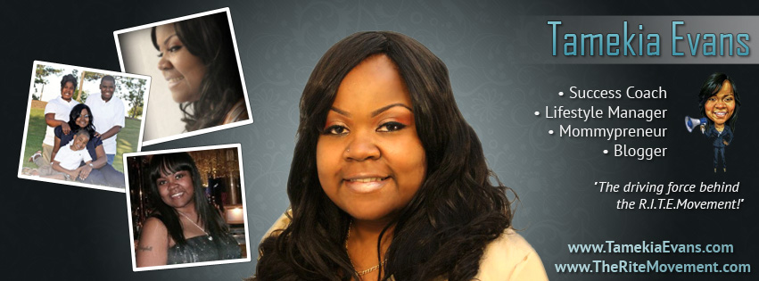 Facebook Cover Photo Design for Tamekia Evans