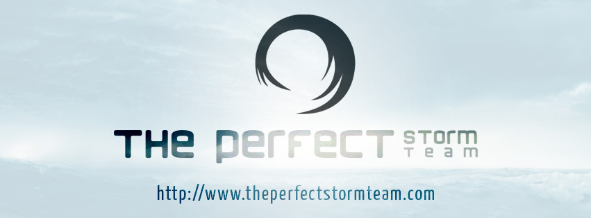 Facebook Cover Photo Design for Stan Smith - The Perfect Storm Team