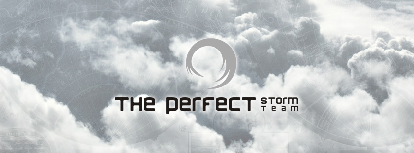 Facebook Cover Design for ThePerfectStorm