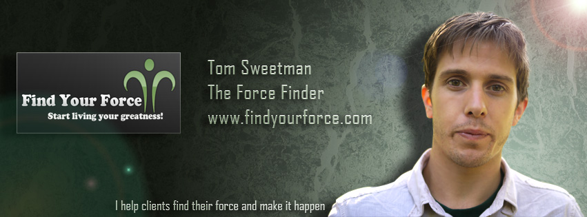 Facebook Cover Photo Design for Tom Sweetman